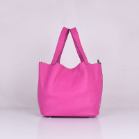 Hermes Picotin Bags togo Leather 8615 peach red