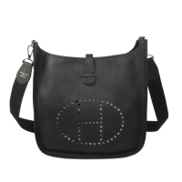 2014 Hermes Evelyne Bag A131 black