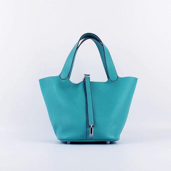 Hermes Picotin 22cm Bags togo Leather 8616 light green