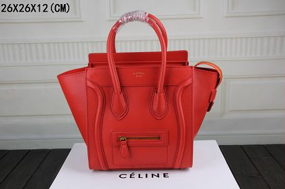2015 Celine top quality 3308-1 red