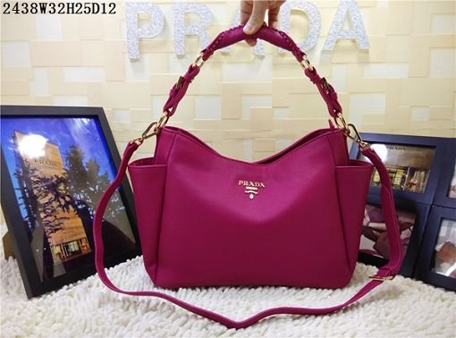 2015 Prada new model 2438 rose