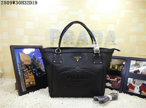 2015 Prada new model 2809 black