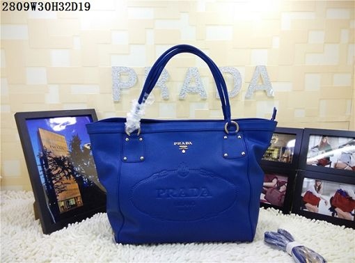 2015 Prada new model 2809 blue