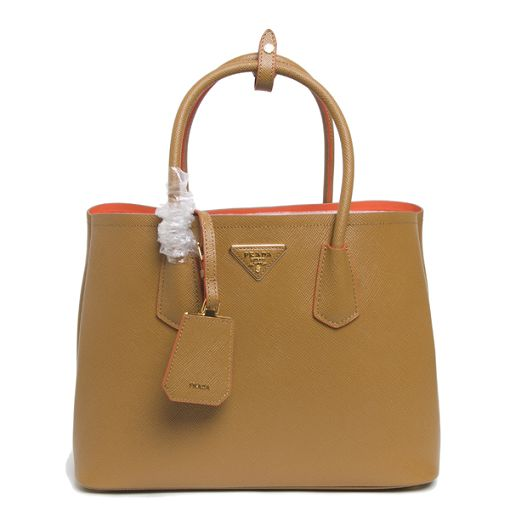 2015 Prada spring and summer new models BN2761S apricot