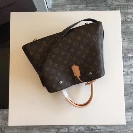 Louis vuitton monogram canvas Original leather Montaigne M41056