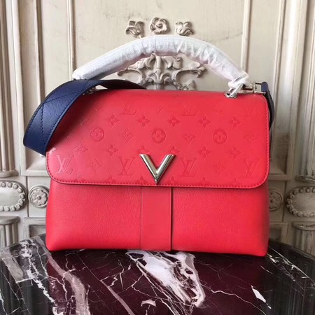Louis Vuitton VERY ONE HANDLE 42905 red