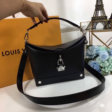 Louis Vuitton BENTO BOX Original leather M56039 black