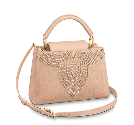 Louis vuitton CAPUCINES BB M53216 Beige