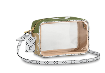 Louis vuitton Beach Clutch bag M67601 Khaki