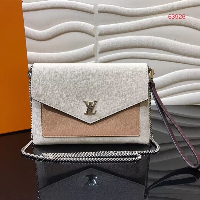 Louis Vuitton MYLOCKME Chain bag M63926 Beige