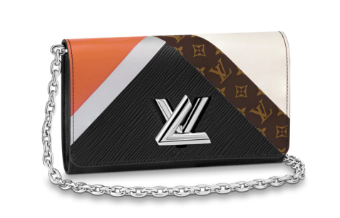 Louis vuitton original TWIST M67798 black