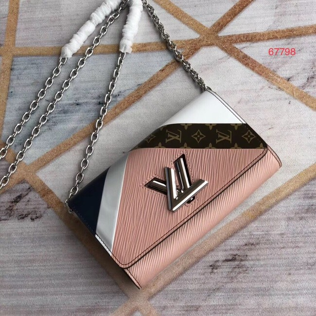 Louis vuitton original TWIST M67798 pink