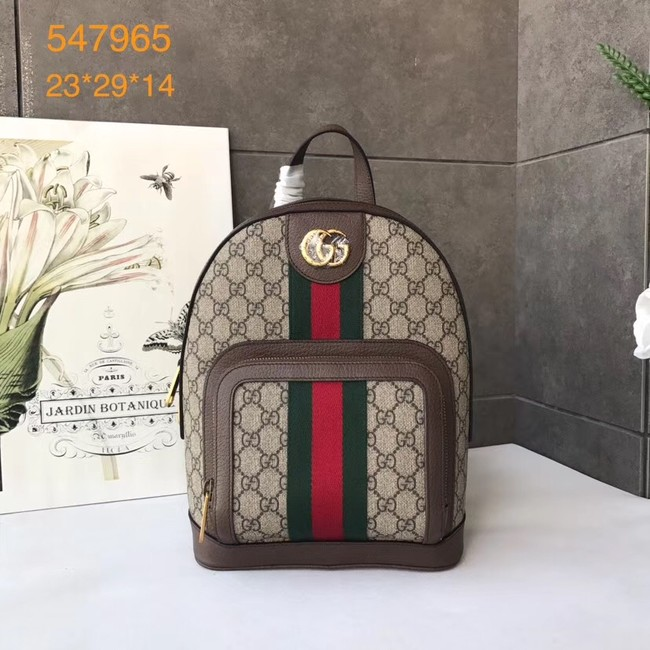 Gucci Ophidia GG medium backpack 547965