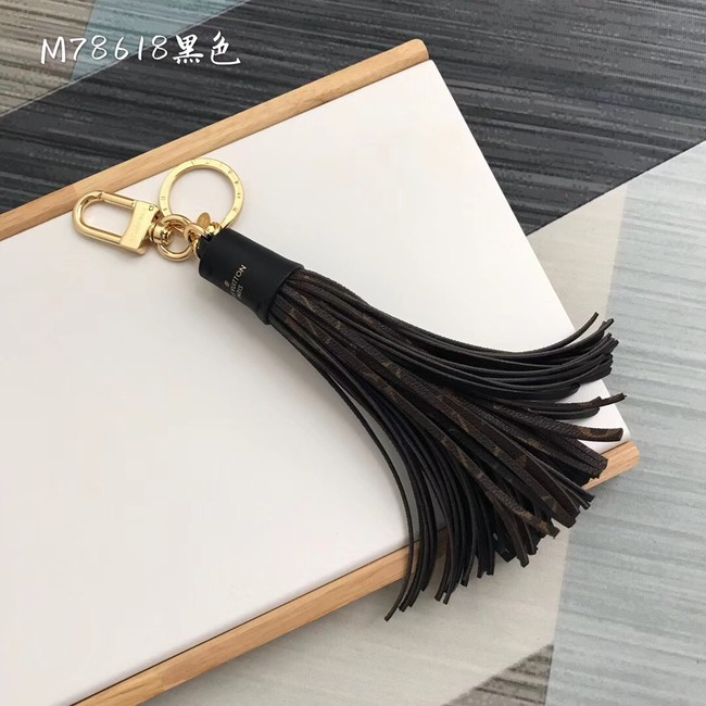 Louis Vuitton Tassels 38289 black