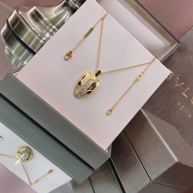 Bvlgari Necklace CE4435