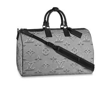 Louis vuitton KEEPALL BANDOULIERE 50 travel bag M44939