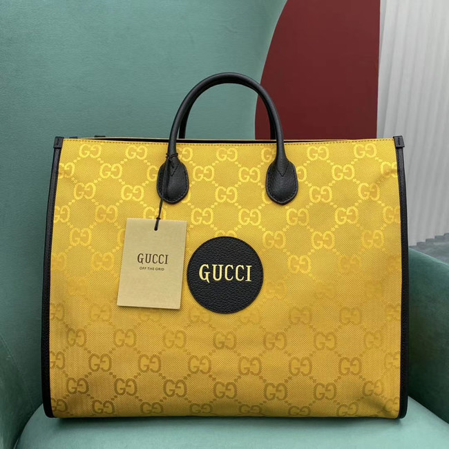 Gucci Off The Grid tote bag 630353 yellow
